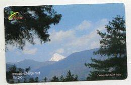 TK 04067 BHUTAN - Prepaid - Bhutan