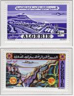 1971 - ALGERIA - Yv.  Nr. PA 19/20 - NH - (UP131.52) - Algeria (1962-...)