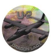 Autocollant U-2 - Dragon Lady - Lockheed Martin - Aviation