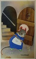 Willy Schermele // 10x15 // Human... Mice - De Muizenvijfling No 09 / 19?? - Schermele, Willy