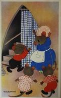 Willy Schermele // 10x15 // Human... Mice - De Muizenvijfling No 12 / 19?? - Schermele, Willy