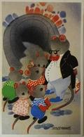 Willy Schermele // 10x15 // Human... Mice - De Muizenvijfling No 15 / 19?? - Schermele, Willy