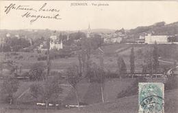 CPA 01 @ JUJURIEUX - Vue Générale En 1904 - Autres Communes
