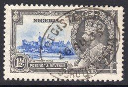 Nigeria GV 1935 Silver Jubilee 1½d Value, Used, SG 30 (A) - Nigeria (...-1960)