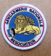 Écusson Gendarmerie Négociateur - Police & Gendarmerie