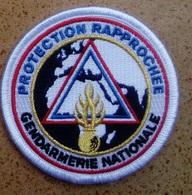Écusson Gendarmerie Protection Rapprochée - Police & Gendarmerie