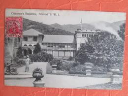 Governor S Residence . Trinidad - Trinidad
