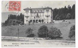 SUISSE - BALLAIGUES - Hôtel Pension AURORE   BA - VD Vaud