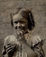 NIÑA   NIÑOS KIDS   Fonds Victor FORBIN (1864-1947) - Fotos