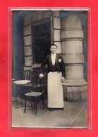75-CPA PARIS - CARTE PHOTO - GRAND HOTEL TERMINUS - RESTAURANT - GARE SAINT LAZARE - Arrondissement: 08