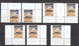 Deutschland BRD ** 2819 Tag Der Briefmarke Helgoland Norderney Sylt Eckrand Mehrfach - BRD