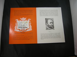 "BELG.1961 1174 FDC Postfolder NL.  : "" Nicolaus Rockox "" - FDC"
