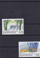 2007 - Dänemark / Denmark / Danemark - YT N° 1473 Et 1474** - Europa-CEPT