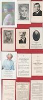 R.I.P. - BID - LOT DE 6 IMAGES - P5 - Images Religieuses