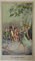 Rene Cloke For Valentine S // The Dancing Lesson Used NL Ca 1940 - Illustratoren & Fotografen