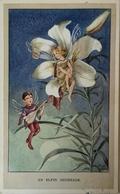 Rene Cloke For Valentine S // An Elfin Serenade Used NL Ca 1940 - Illustratoren & Fotografen