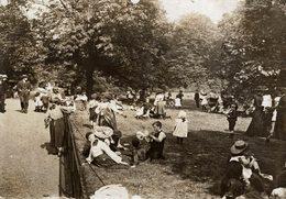 Lincoln's Inn Fields LONDRES LONDON UNITED KINGDOM  NIÑOS KIDS   Fonds Victor FORBIN (1864-1947) - Lugares