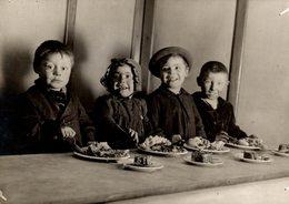 LONDRES LONDON 'S POOR CHILDREN UNITED KINGDOM  NIÑOS KIDS   Fonds Victor FORBIN (1864-1947) - Lugares
