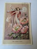 Rene Cloke For Valentine S // The Dream Fairy Used NL Ca 1940 Light Fold - Illustratoren & Fotografen