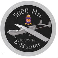 Stickers - Autocollants - Nato Tigers - Hard To Be Humble (small) - Aviation