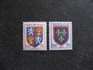 TB Paire N° 958 Et N° 959, Neufs XX. - Frankreich