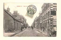 10 - ROMILLY - Rue De La Boule D'or - 1907 - RARE ,#10/008 - Romilly-sur-Seine