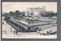 PAKISTAN Hyderabad Dn, Basherbagh Palace Ca 1910 OLD POSTCARD - Pakistan