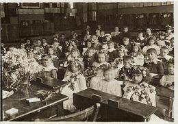 SCHOOL ESCUELA ECOLE MATERNELLE EN ALLEMAGNE DEUTCHLAND   NIÑOS KIDS   Fonds Victor FORBIN (1864-1947) - Otros