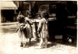 CHILDREN  PROBEBLY LONDON LONDRES   NIÑOS KIDS   Fonds Victor FORBIN (1864-1947) - Otros