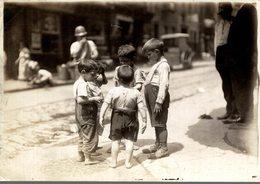 CHILDREN  PROBEBLY LONDON LONDRES   NIÑOS KIDS   Fonds Victor FORBIN (1864-1947) - Fotos