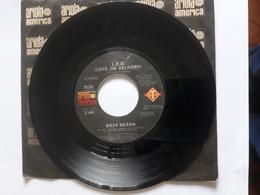 Billy Ocean  -  Ariola America . Nr. 7630 . L.O.D. - Soul - R&B