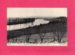 95 Val D'Oise, Herblay, Vue Sur Conflans, (L. L.) - Herblay