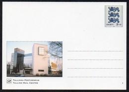 Estland  1999  SPK Nr.1  Tallinn, Postzentrum - Estland