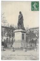 Gaillac Statue Du Général D' Hautpoul - Gaillac
