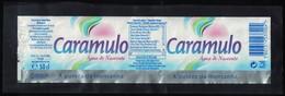 Portugal Etiquette Eau De Source Caramulo 50 Cl - Etiquettes