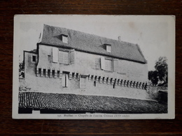 L19/335 Ruffec. Chapelle De L'ancien Château - Ruffec