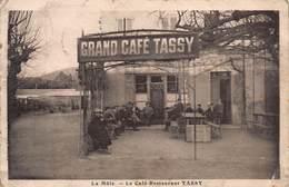 CPA La Môle - Le Café-Restaurant TASSY - Francia