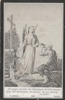 Marie Dermine -jambes 1921 - Images Religieuses