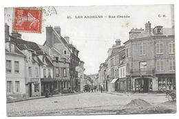 LES ANDELYS - Rue Grande - Les Andelys