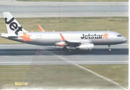JetStar Singapore A320-200 9V-JSV At Hong Kong China Jet Star - 1946-....: Era Moderna