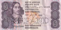 5 Round - Zuid-Afrika