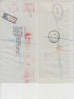 Bahrain Cover To Pakistan, Stamps, Meter  (A-2586) - Bahrain (1965-...)