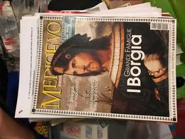 MEDIOEVO I BORGIA - Libri, Riviste, Fumetti