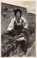 CPA CASTELLO ( Isola Di Rodi ) - Costume Paesano - Grecia