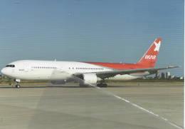 IKAR Airways B767-300  VP-BDI At AYT Turkey - 1946-....: Era Moderna