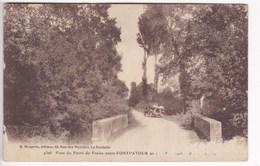 FONTPATOUR PONT DU PERRE - France