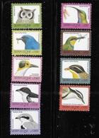 Sierra Leone 2006 Birds Inscribed 9v MNH - Sierra Leone (1961-...)