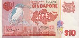 10 Dollars 1976 - Singapore