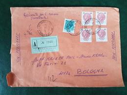 (32209) STORIA POSTALE ITALIA 1977 - 6. 1946-.. Repubblica