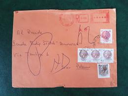 (32212) STORIA POSTALE ITALIA 1978 - 6. 1946-.. Repubblica